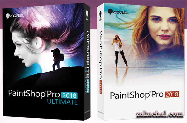 Corel PaintShop Pro 2018 Ultimate Crack - Торрент