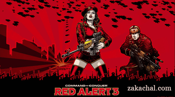 Command and Conquer: Red Alert 3 - Торрент