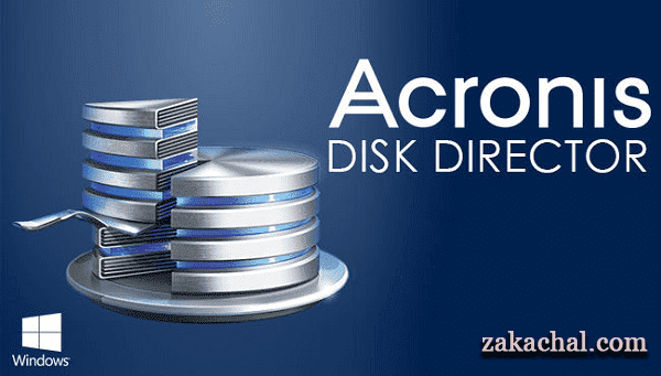 Acronis Disk Director 12.5.163 Crack на русском языке