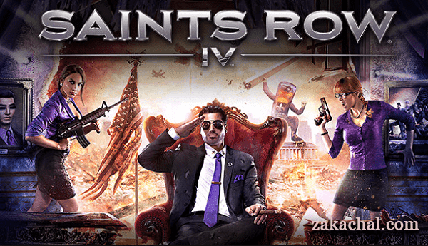Saints Row 4 RePack - Торрент