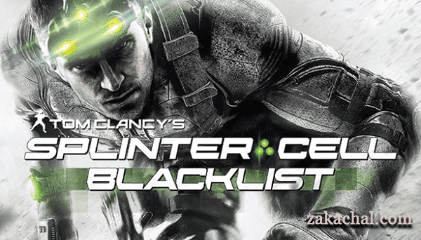 Tom Clancy's Splinter Cell Blacklist RePack - Торрент