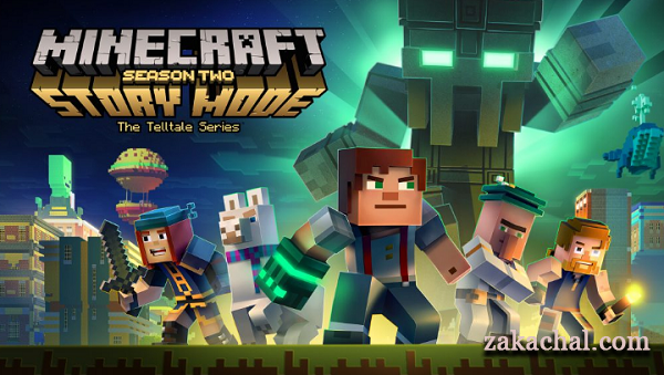 Minecraft Story Mode Season 2 (Episode 1-5) - Торрент