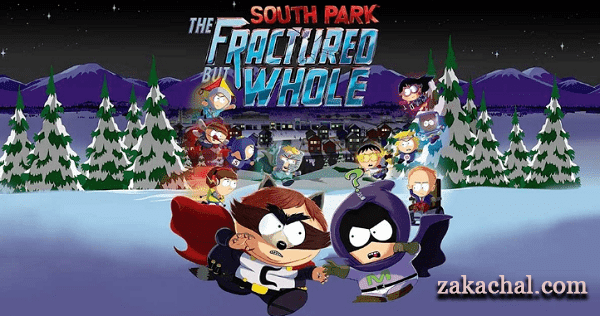 South Park The Fractured but Whole RePack