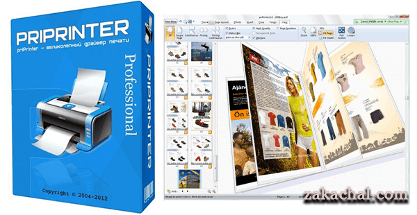 priPrinter 6.5.0.2457 Crack